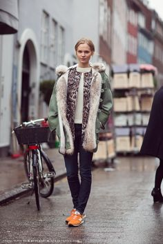 neutral layers and trainers