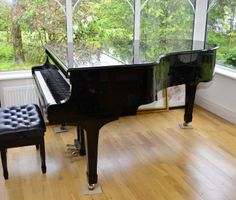 Yamaha C5 Conservatory Grand Piano For Sale on Adverts.ie #Piano