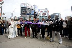 Scotiabank BuskerFest Moves to Yonge Street! Yonge Street, August 22, Ontario, Times Square, Travel, Viajes, Destinations, Traveling, Trips