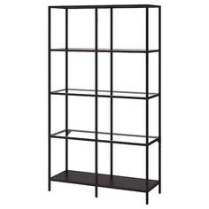 Ikea VittsjÖ Shelf Unit Metal Shelves Shelving Gl