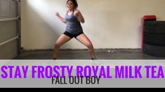 Stay Frosty Royal Milk Tea by Fall Out Boy || Cardio Dance Party with Berns