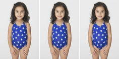 American Apparel KIDS- Swimwear