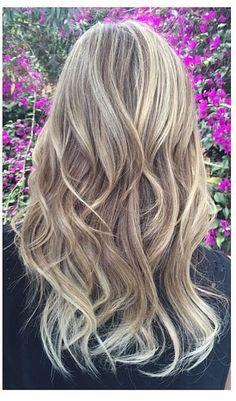 blonde beige highlights - Google-søk