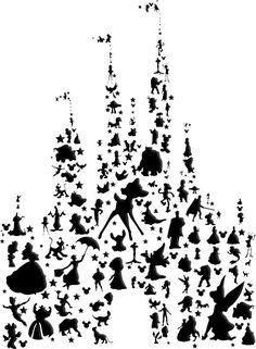 Buy 'Happiest Castle On Earth' by Sandi Tyche as a T-Shirt, Classic T-Shirt, Tri-blend T-Shirt, Women's Fitted Scoop T-Shirt, Women's Fitted V-Neck T-Shirt, ...