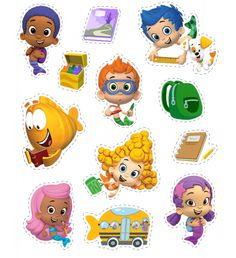 70 super Ideas for superhero party games indoor bubble guppies Guppy, Little Girl Birthday, Baby Birthday, Superhero Party Games, Bubble Guppies Party, Bubble Guppies Birthday, Animal Crafts For Kids, Kids Crafts, 3rd Birthday Parties
