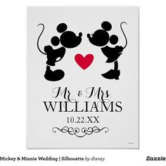 Mickey Minnie Wedding (€9,51) ❤ liked on Polyvore featuring home, home decor, wall art, disney wall art, disney posters, mickey and minnie posters, framed posters and silhouette wall art