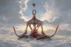 The Angelarium-By Peter Mohrbacher - Album on Imgur
