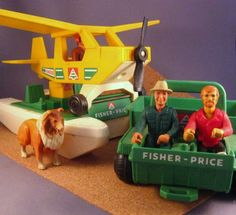 Fisherprice Wilderness Patrol