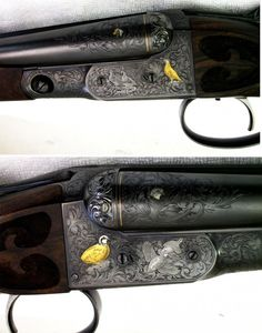 The Gun Art of Master Engraver Lee Griffiths | Field & Stream