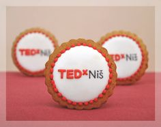 TEDx cookies #tedx #cookies