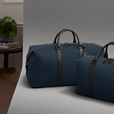 Travel in style…pack your weekend essentials in a Mulberry Clipper.