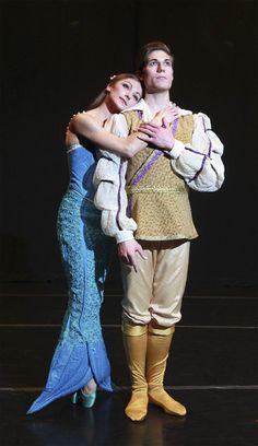 balletmet little mermaid