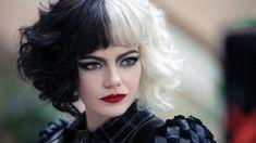 'Cruella' Star Emma Stone Not Surprised by Film's Dark Story - Variety Emma Thompson, Disney Wiki, Disney Plus, Disney Villains, Disney Movies, Cruella Costume, Hbo Go, Dark Stories, Netflix