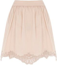 Cutwork Skirt from Oasis was £ 48 now £22