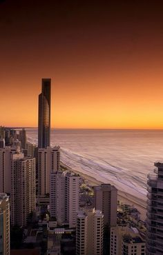 Gold Coast, Queensland Australia. Drive this coast and stop anywhere and everywhere you can.