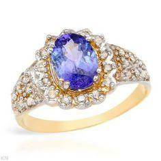 Yellow Gold 1.25 CTW Tanzanite and 0.2 CTW Color I-J I2 Diamond Ladies Ring. Ring Size 7. Total Item weight 2.7 g. VividGemz,http://www.amazon.com/dp/B00ATNPM1U/ref=cm_sw_r_pi_dp_Fk8Msb1QGE0CZNC0 List Price:$1,899.00 Price:$265.00; variants ASIN : B00ATNPM1U Item model number: 34779403/2