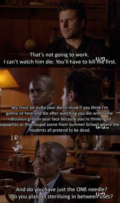 Psych :D I love Shawn and Gus cause of their devotion to each other as friends or how funny they are.