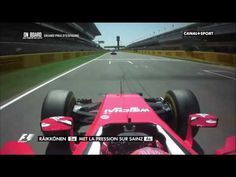 2016 F1 Spain Catalunya On board Highlights