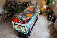 Beschilder de kist voor een persoonlijk randje | Vind meer inspiratie over grafmonumenten voor de begrafenis en de crematie op http://www.rememberme.nl/urnen-grafkisten-grafmonumenten/