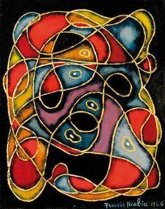 Francis Picabia - Dadaïsme - Composition - 1946