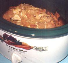 Crock Pot Chicken Paprika Recipe - Genius Kitchen