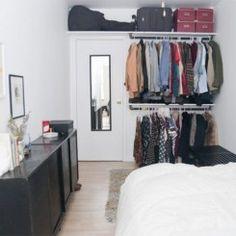 Armário para quem não tem armário