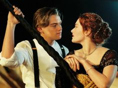 Just saw titanic in 3D and it was amazing! So I had to pin another picture to show my love for it!