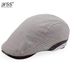 3883d06d8cb4f All Seasons Fashion Gentleman Octagonal Newsboy cap men Beret Hat for men  women cotton Flat Caps Gorras Planas boina masculina-in Berets from Men s  Clothing ...