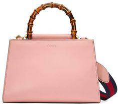 cdd4c7954a2 Gucci Nymphaea small top handle bag Pink Handbags