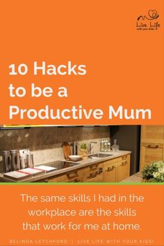 Being productive is about yielding positive results - 10 hacks that will help…