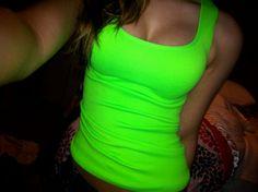 :-) lovereeeeeeereerrr of lime green < 3