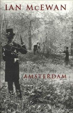 1998 Man Booker Prize Winner:  Amsterdam by Ian McEwan #kickupyourheels