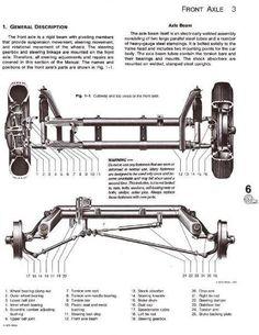 volkswagen beetle suspension 1962 | suspension VW Beetle [Tips] Making a VW Beetle flat / Lowered Beetle ...