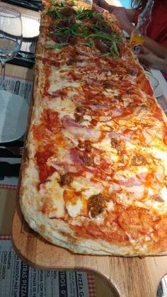 Km d pizza