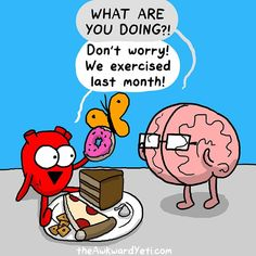 Heart vs Brain.
