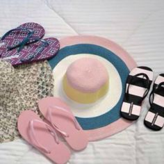 Beach accessories..