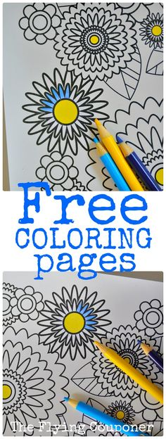 Free Coloring Page.Coloring Pages for Adults and Kids. The Flying Couponer | Family. Travel. Saving Money.