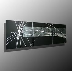 Discover great art by contemporary artist John Beckley (ADRENALINE ART). Browse artworks, buy original art or high end prints. Metal Sculpture Wall Art, Wall Sculptures, Metal Art, Contemporary Wall Decor, Modern Wall Art, Calligraphy Background, Black And White Painting, Panel Art, Texture Art