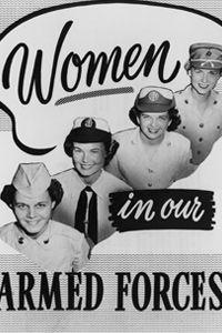 WW II, women in the armed forces