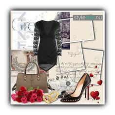 """Stylemoi"" by dzenyy ❤ liked on Polyvore"