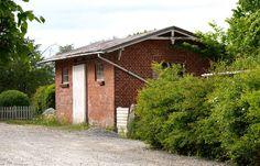 Pakhuset i Bråskov, en del af den spændende nye aktivitetsplads i Bråskov