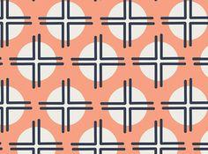 Art Gallery Arizona Clay Sundot Cotton Peach