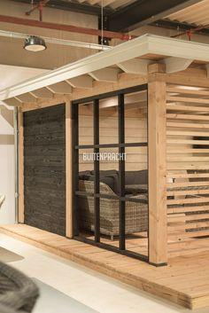 Backyard Storage Sheds, Backyard Sheds, Outdoor Garden Rooms, Outdoor Living, Design Your Dream House, House Design, Tiny Apartment Decorating, Garden Pods, Big Sheds