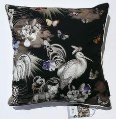 Cushions and Throws : Cygnus Papilio Artwork Cushion