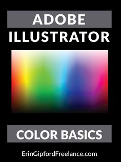 In this Adobe Illustrator video tutorial I will be cover the basics of using color. I cover the following key points: 1. Setting up (and how to change) your document color mode. 2. How to use the color window and the color options. 3. How to add color swatches to your swatch library. 4. How to add color swatches to your Adobe Library (basic over view of the Library feature) 5. How to add PMS swatches to your designs