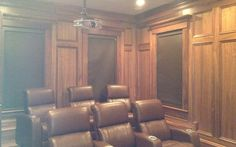 Theater Room Design and Install