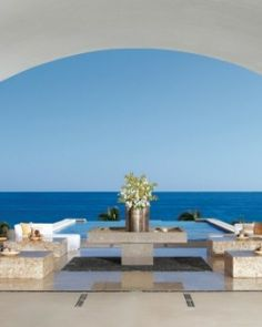 The 235-suite Secrets Marquis Los Cabos is a tranquil, adults-only beachside paradise. #Jetsetter #JSBeachDining