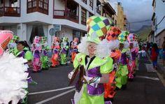 Grupo Mascarada Carnaval: San Sebastian de La Gomera regula la participación...
