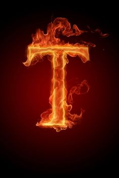 Flame Alphabet Stock Photos Images Royalty Free Flame