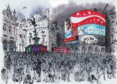 London, You're Beautiful by David Gentleman